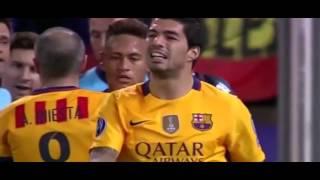 Атлетико Мадрид-Барселона 2:0