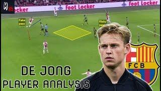 Video Frenkie De Jong / Barcelona's New Signing / Player Analysis MP3, 3GP, MP4, WEBM, AVI, FLV April 2019