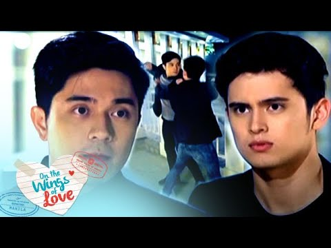 On The Wings Of Love: Clark Hits Simon