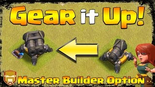 Video NEW: Update! Double Cannon by using Gear Up | May 2017 Update | Clash of Clans MP3, 3GP, MP4, WEBM, AVI, FLV Mei 2017