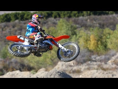 GoPro Hero3+ - Marvin Musquin on a KTM 150SX - TransWorld Motocross