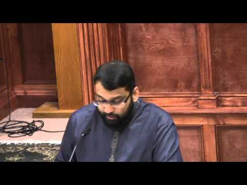 2012-03-07 - Seerah - Part 25 - Yasir Qadhi - A Mercy To Mankind - Life Of Prophet Muhammad Series