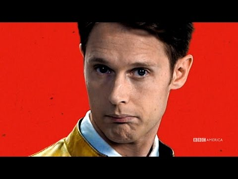 Dirk Gently's Holistic Detective Agency (Character Promo 'Dirk Gently')