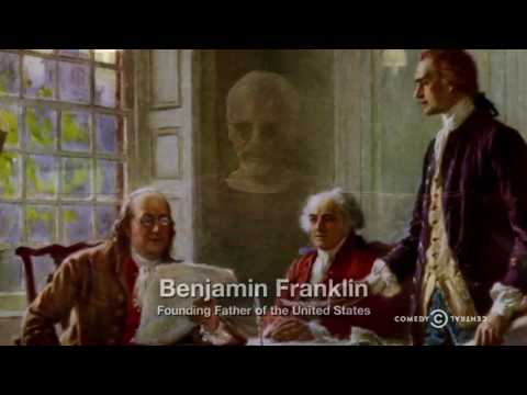 Drunk History  Bad Santa 2 Star Billy Bob Thornton on Benjamin Franklin