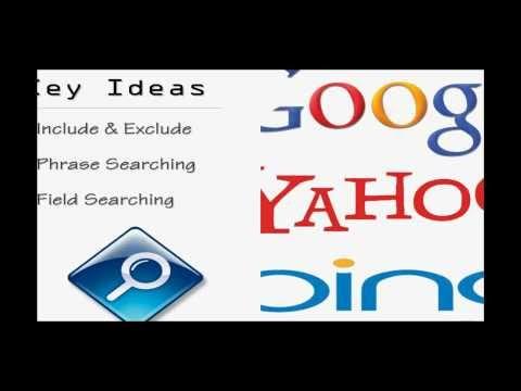 Helpful Search Strategies