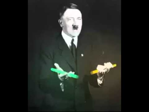 Hitler Dancing Bad  - David Guetta & Showtek feat Vassy