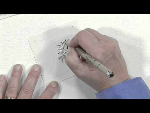 A Creative Way to Meditate: Zentangle® Basics