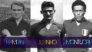 Hamrin - Julinho - Montuori  ● Epic Heroes with AC Fiorentina Video