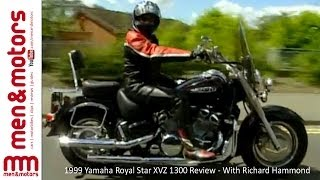 8. 1999 Yamaha Royal Star XVZ 1300 Review - With Richard Hammond