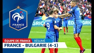 Video Les buts de France - Bulgarie (4-1) MP3, 3GP, MP4, WEBM, AVI, FLV Mei 2017