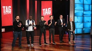 The Cast Of Tag Tries To Get In The Last Word