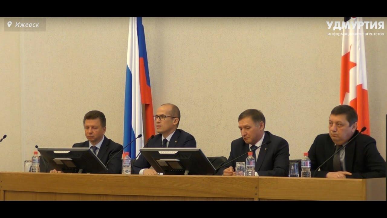 Врио главы Удмуртии Александр Бречалов раскритиковал работу республиканского правительства