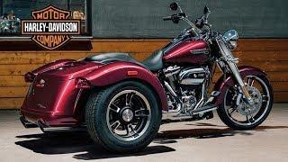 9. 2017 - 2018 Harley Davidson Freewheeler  | Test Ride and Review