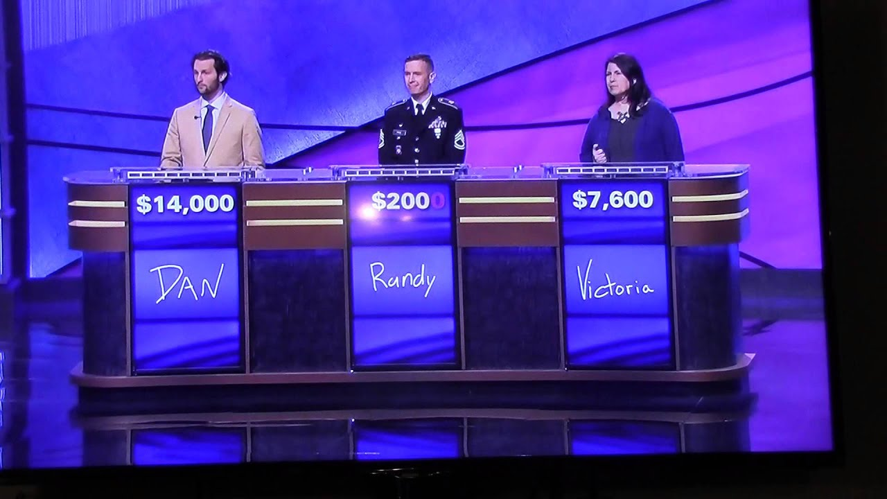 Jeopardy contestants fail at Canadian cities questions