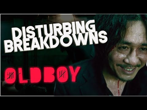 Oldboy (2003) | DISTURBING BREAKDOWN