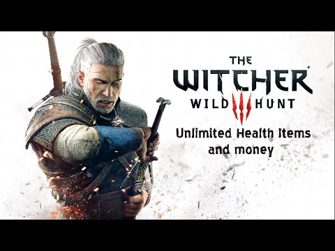 The Witcher 3 Unlimited Health (Healing) Items And Unlimited Money Farming Spot *PATCHED*
