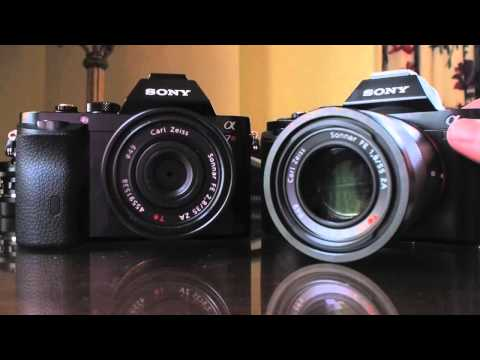 huff - My 1st official hands on with the Sony A7 and A7r after 5 days with the cameras at a huge Sony media event in Nashville TN. I used BOTH extensively and while...