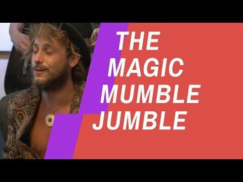 The Magic Mumble Jumble - live bei M94.5