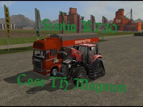 Scania R730 and trailer v1.1.0.0