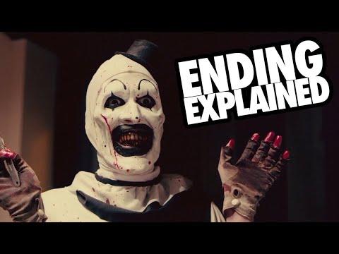 TERRIFIER (2016) Ending Explained + ALL HALLOWS' EVE