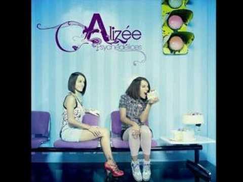Tekst piosenki Alizée - Lonely list po polsku