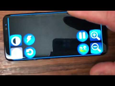 Application [SUPER VISION MINI SUR ANDROID] Ton Smartphone Se Transforme En Loupe Portable Numérique