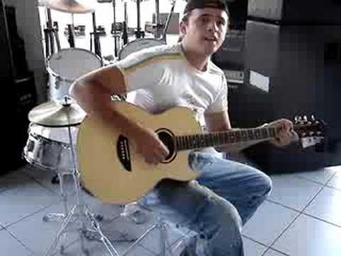 amigo apaixonado - Kleber(kbello) na A Musical em Ituiutaba -  da Dupla Kleo e Kleber