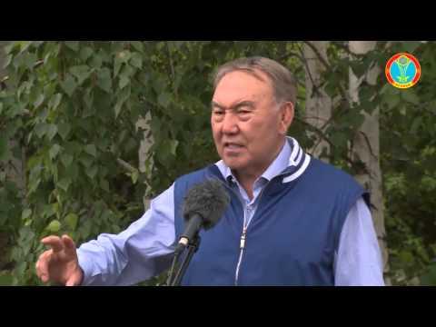 Н. Назарбаев: Мы вырастили настоящее казахстанское чудо вокруг нашей столицы