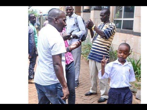 ZUNGULU: Fresh Kid akyankalanyiza eggwanga