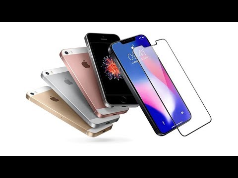 What's up with the iPhone SE 2? (видео)