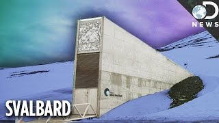 If society endures an apocalypse what will we eat?! Seed vaults are our food-preservation time capsule for the future. Why Humanity Needs This Doomsday ...