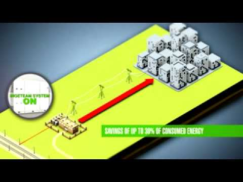Sistemas de recuperación de energía