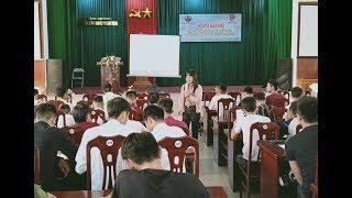 Khai giảng lớp bồi dưỡng kiến thức khởi nghiệp cho thanh niên