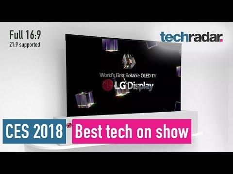 CES 2018 highlights! (видео)