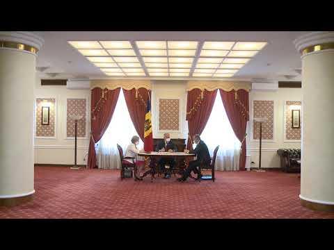 Conducerea de vârf a țării a participat la ședința ordinară