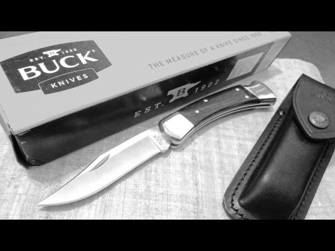 Buck - Buck 110,   Folding Hunter,   1963 .      ,  .     ...