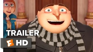 Despicable Me 3 Trailer 2 2017  Movieclips Trailers