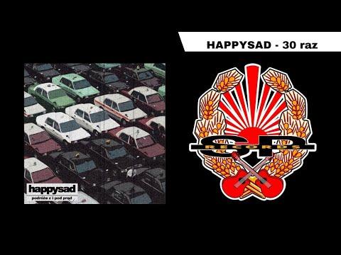 Tekst piosenki happysad - 30 raz po polsku