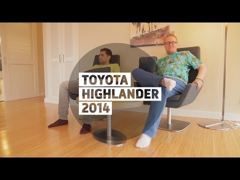 Toyota Highlander 2014 – ??????? ????-????? (???????????) / Big Test Drive – ?????? ?????????