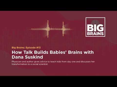 How Talk Builds Babies Brains