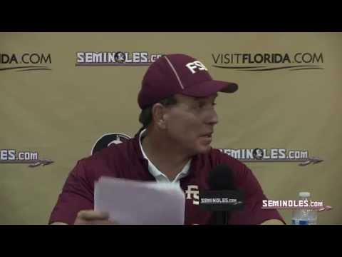Dame - Courtesy of http://www.seminoles.com: Hear from head coach Jimbo Fisher following the victory over Notre Dame.