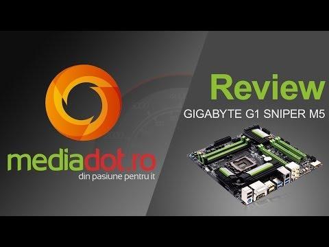 Review Gigabyte G1 Sniper M5 -  Placa de baza