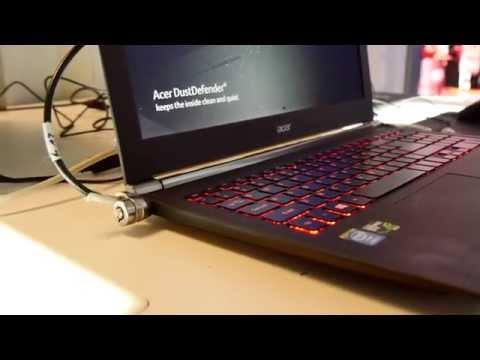 Acer Aspire V15 Nitro Hands On [4K]