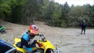 10. Suzuki LTZ 400 vs Honda 400EX