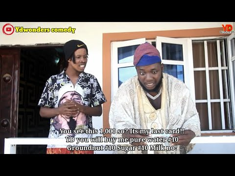 THE MONEY FOOL || Real House Of Comedy || Ydwonders comedy