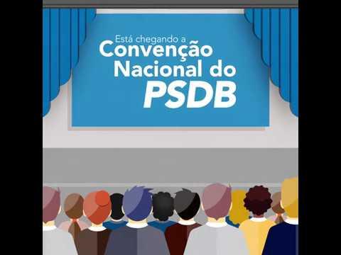 Convenção Nacional PSDB