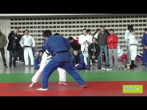 Judo Fase Sector Norte 2015 Cámara Lenta 7