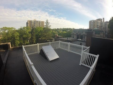 BEACON STREET - ROOF DECK