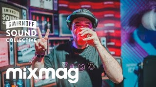 Justin Martin - Live @ Mixmag Lab #SmirnoffHouse x HSMF16
