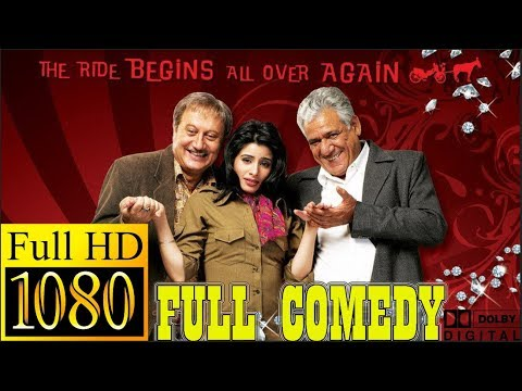 Victoria No. 203 [Full HD] - Hindi Comedy Full Movie | Bollywood Comedy Crime Thriller